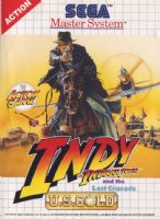 Sega Master System: Indy Inidana Jones and the Last Crusade - Boxed Complete